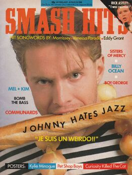 1988-02-24 Smash Hits 1 cover