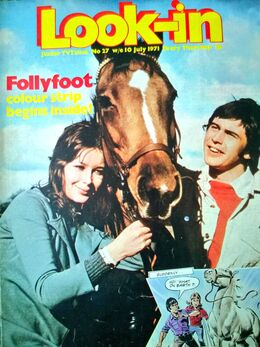 1971-07-10 Look-In 1 cover