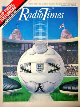 1984-05-19 RT 1 cover FA cup
