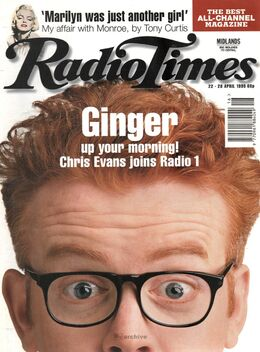 1995-04-22 RT 1 cover Ginger