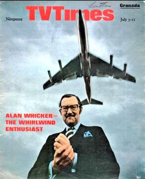 1969-07-05 TVT 1 cover