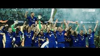 Chelsea v Arsenal - The Official Film of the UEFA Europa League Final