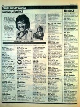 1977-10-01 RT 2 radio listings