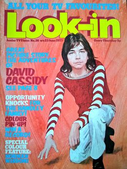 1973-06-23 Look-In 1 cover
