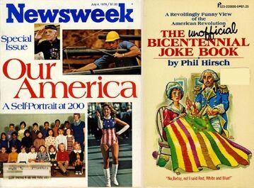 1976-07-04 USA Bicentennial Newsweek
