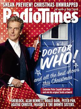 2016-11-26 RT 1 cover DW Capaldi