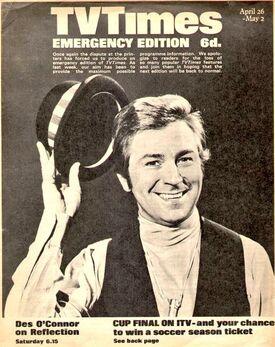 1969-04-26 TVT 1 cover emergency ed
