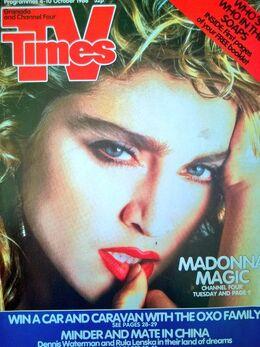 1986-10-04 TVT 1 cover Madonna