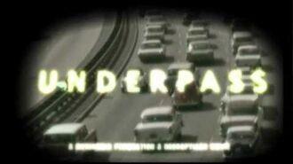 John Foxx And The Maths - Underpass