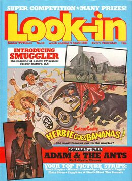 1981-04-04 Look-In 1 cover