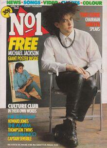 1984-04-14 No1 mag 1 cover