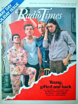 1984-05-05 RT 1 cover Young Ones