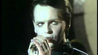 Top of the Pops - Tubeway Army 'Are Friends Electric' - May 24 1979