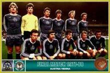 1978-05-03 Austria Vienna ECWC