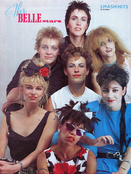 1982-08-05 Smash Hits 6 Belle Stars backpage