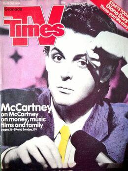 1984-10-13 TVT 1 cover McCartney