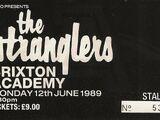 12 June 1989