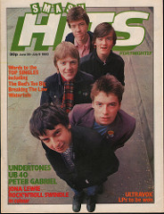 Smash Hits, June 26, 1980 - p.01 Undertones cover