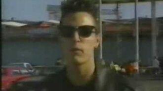 Depeche Mode - Dodger Stadium report (USA, 04.08