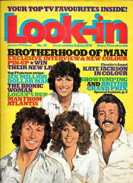 1978-07-15 Look-In 1 cover