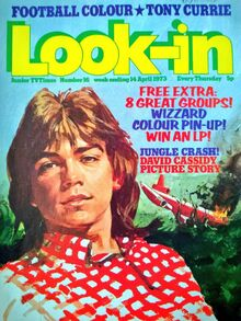 1973-04-14 Look-In 1 cover