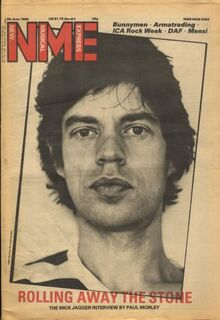 1980-06-28 Jagger cover