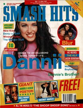 1991-05-01 Smash Hits 1 cover