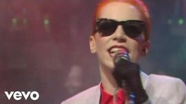 Eurythmics - Sweet Dreams (Are Made of This) -The Tube 1983-