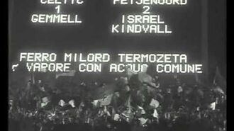 Feyenoord 2 - 1 Celtic (1970 European Cup Final)