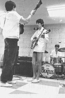 1964-02-14 Beatles rehearsals Miami