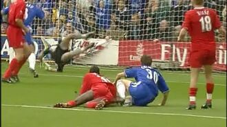 Chelsea 2 v 1 Liverpool, 11 May 2003