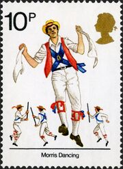 1977-08-04 Culture stamps