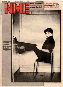 1980-10-25 NME cover