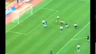 Italy 1990 - Third Place Playoff - Italy 2 - 1 England
