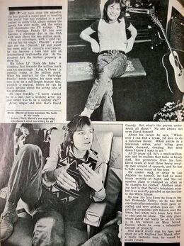 1973-07-21 Look-In 1 David Cassidy 2