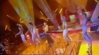 Eurovision - Making Your Mind Up 2004 opening (UK)