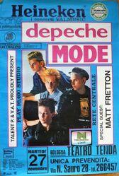 1984-11-27 DM Bologna poster