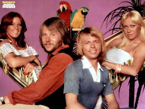 ABBA BRAVO 1981-05-27 poster