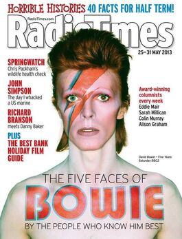 2013-05-25 RT 1 cover David Bowie