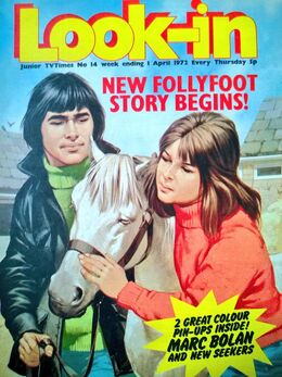 1972-04-01 Look-In 1 cover