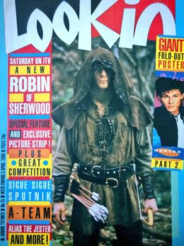 1986-04-05 Look-In 1 cover