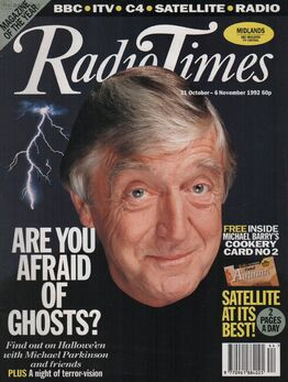 1992-10-31 RT 1 cover Ghostwatch