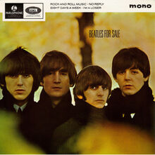Beatles For Sale EP