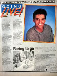 1988-10-08 RT 3 Going Live