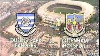 1982 FA Cup Final - Tottenham Hotspur vs QPR