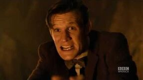 "DOCTOR WHO ""The Name of the Doctor"" Shocking Ending **SPOILER ALERT** with John Hurt - BBC AMERICA"