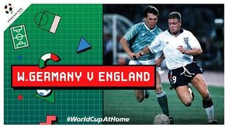 -Italy90 - West Germany v England -Extended Highlights- - 1990 World Cup Semi-Final