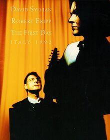 1992 Sylvian Fripp tour programme-0