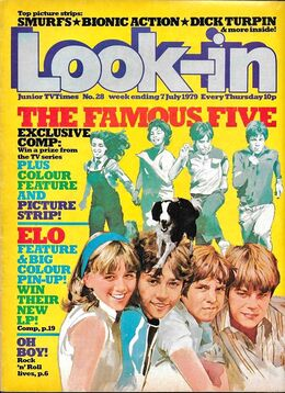 1979-07-07 Look-In 1 cover
