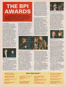 1988 BPI BRITS 1